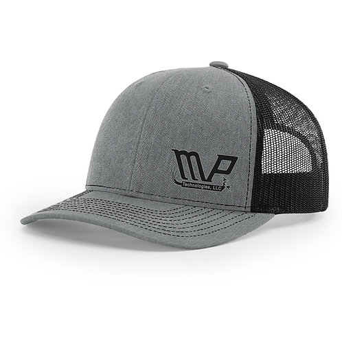 MPT Black Snapback Cap