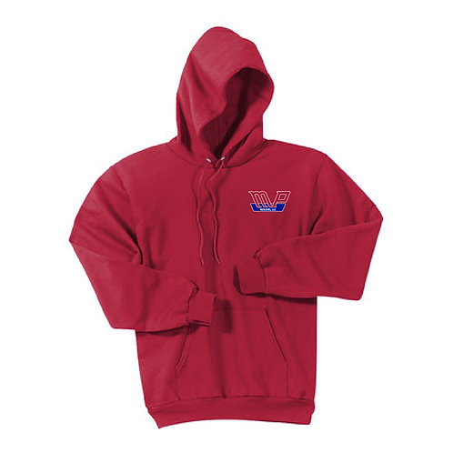 MPN Red Cotton Hood