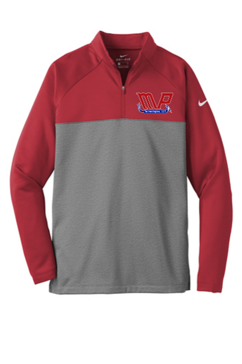 Nike Adult Therma-FIT Qtr Zip Fleece
