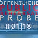 Öffentliche Probe(n) # 01 | 18