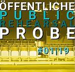 Öffentliche Probe(n) # 01   19