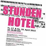 STUNDENHOTEL - Das erste Mal!