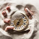 Sandglastreiben
