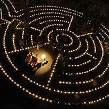 DIE GROSSE REISE | Begegnungen im Lichterlabyrinth