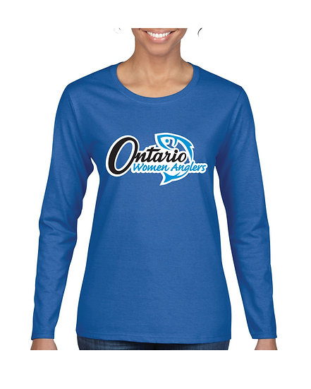 OWA Long-Sleeved T-shirts - Ladies