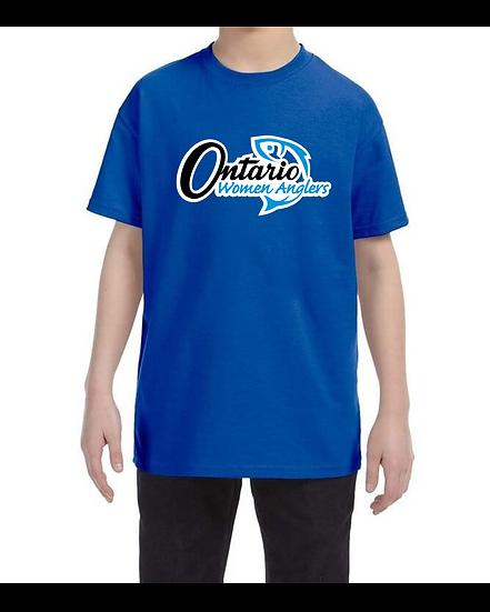 OWA Short-Sleeved T-shirts - Youth