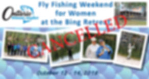 Fly Fishing Bing Retreat 2018 banner CAN