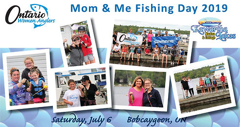 Mom and Me Fishing Day KLM 2019 banner.j