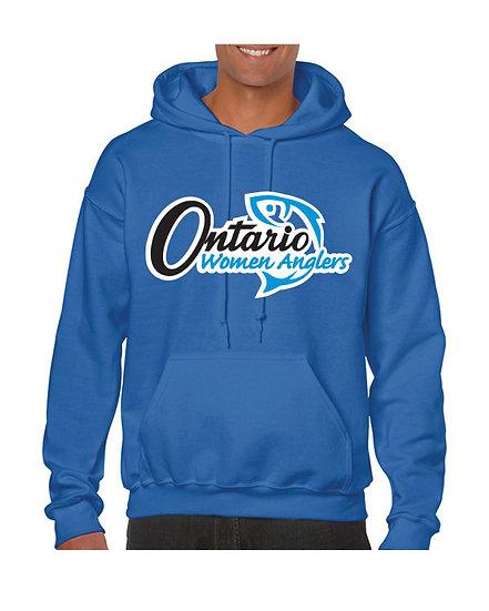 Ontario Women Anglers Hoodie