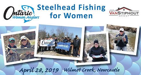 Creek Fishing 101 for Women 04 28 2019 B