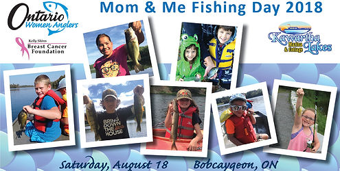 Mom and Me Fishing Day KLM 2018 banner.j