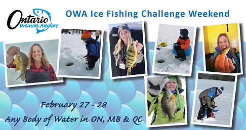 OWA Ice Fishing Challenge Weekend 2021 b