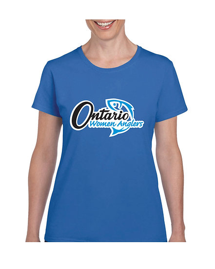 OWA Short-Sleeved T-shirts - Ladies