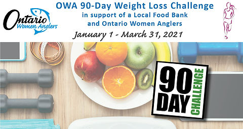 OWA 90 Day Weight Loss Challenge 2021 ba