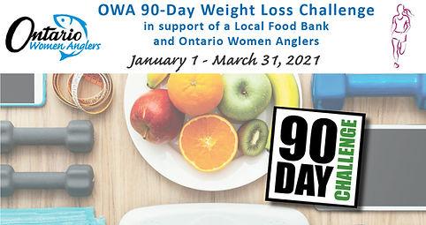 OWA 90 Day Weight Loss Challenge 2021 ba