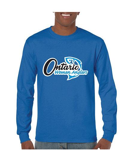 OWA Long-Sleeved T-shirts - Men's