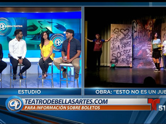 IN THE MEDIA: TELEMUNDO 51