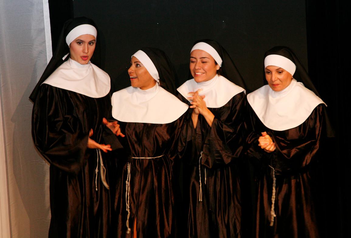 El Jardinero del Convento - Teatro Prometeo - Play