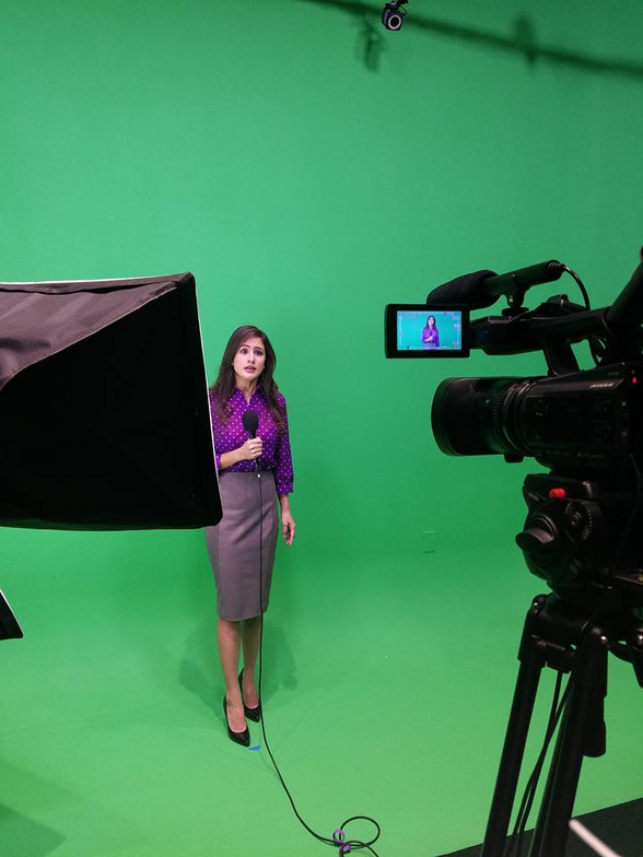 Green Screen - Commercial