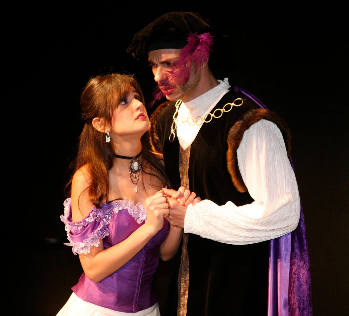 La Adultera Discreta - Theatro Prometeo - Play