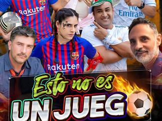 """Debuting this Weekend """"Esto No Es un Juego"""""""