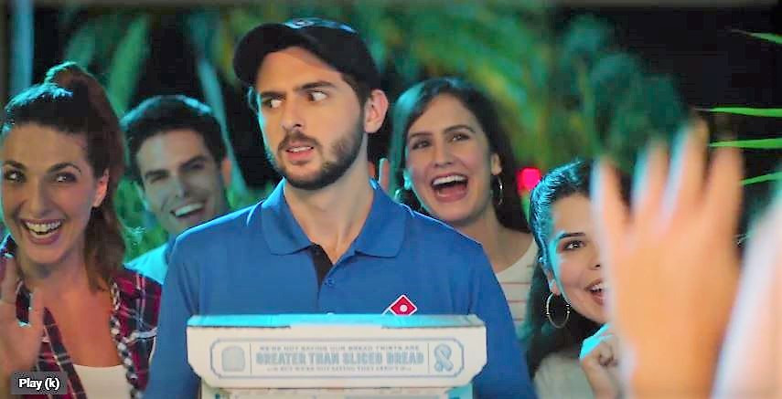 Domino's Pizza - Commercial