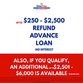 Advance Refund Loan