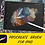 Thumbnail: Procreate Brush- Inky Abstract