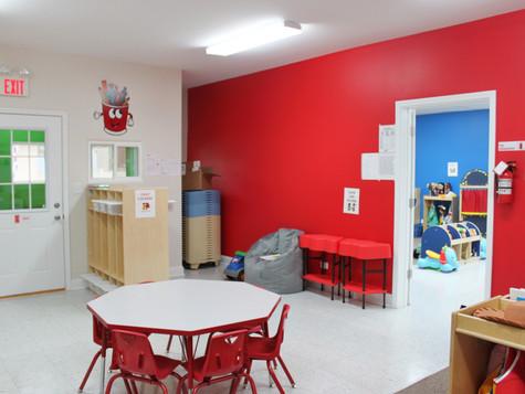 Red Room Lockers