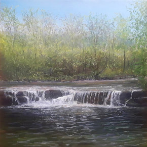12. The Idyllic Waterfall
