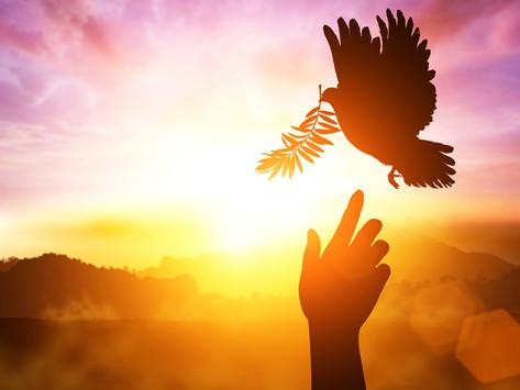La paz que te ofrece la oración no se compara con nada