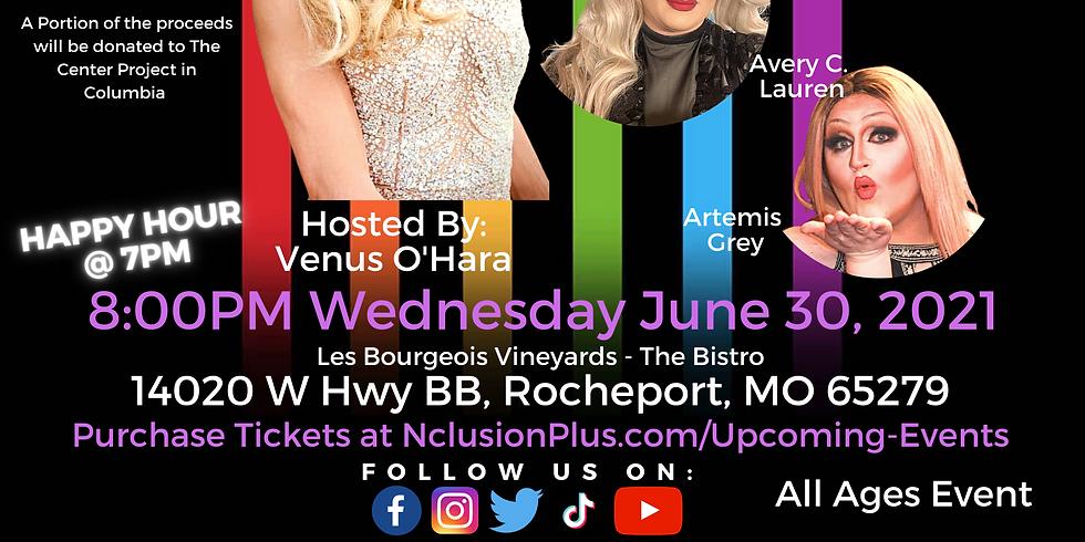 N+ Les Bourgeois Wine, Dine & Pride