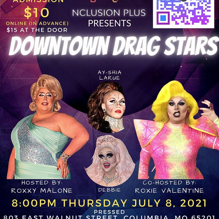 Downtown Drag Stars @ Pressed