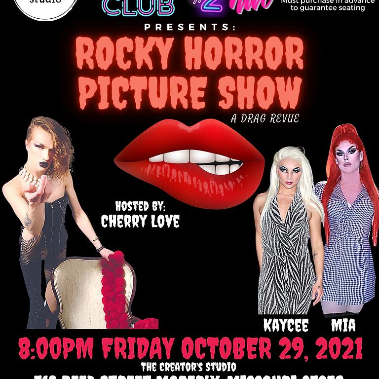 D2N: Rocky Horror Picture Show @ Creator's Studio