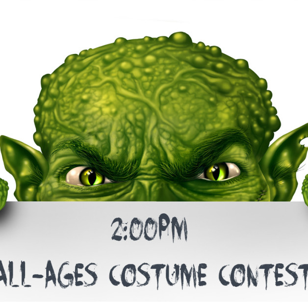 All-Ages Kids Costume Contest (FREE EVENT)