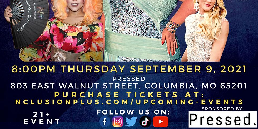 Downtown Drag Stars @ Pressed with Roxxy Malone