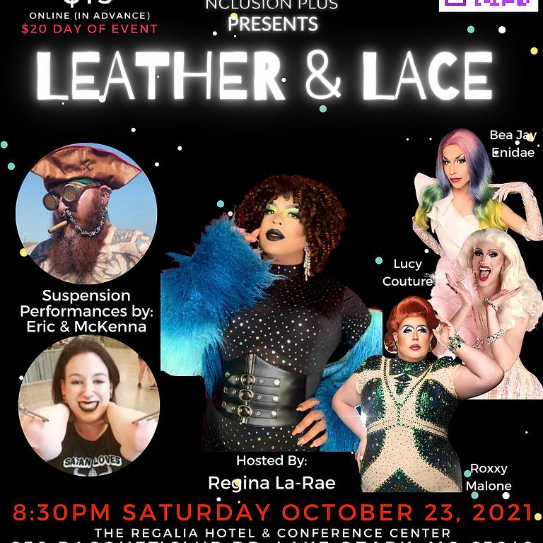 Leather & Lace @ the Regalia
