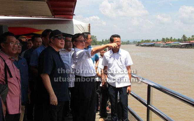 Limbang Berpotensi Mempunyai Waterfront Terpanjang Di Sarawak