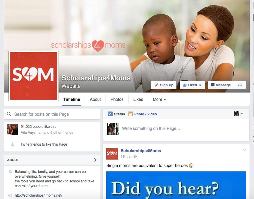 S4M facebook page