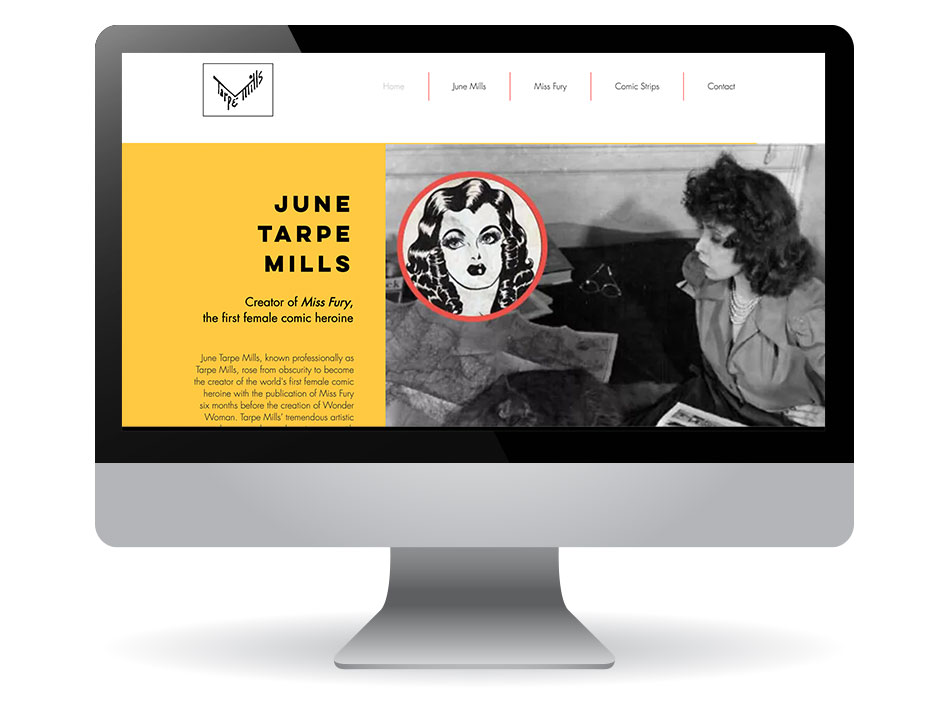 Tarpe Mills Website