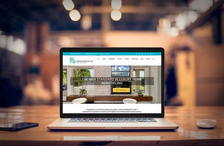 Progressive Website