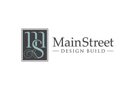 MainStreet Design Build Logo