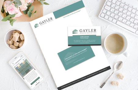 Letterhead & Business Card