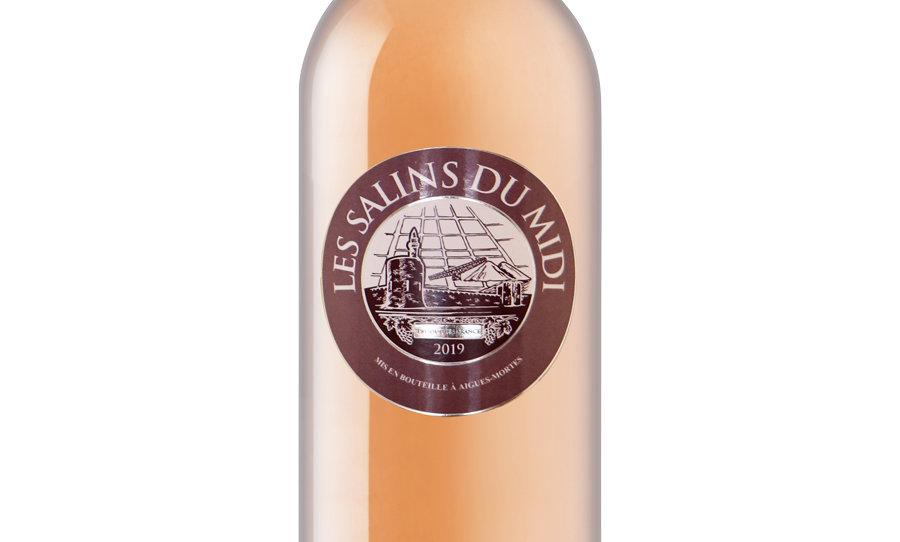 Rosé Salins du midi IGP GARD