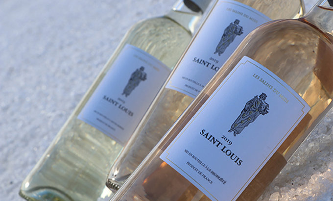 """Sélection """"Découverte"""" Saint Louis - 6 bouteilles"""