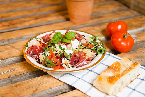 Salade du jour maison
