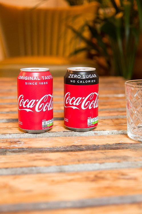 Coca-Cola Original / Zero 33cl