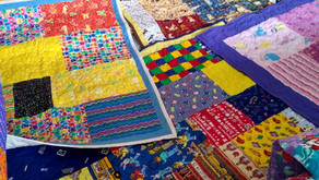 Local Quilters Make 315th Donation to the TCHF (October 2021)
