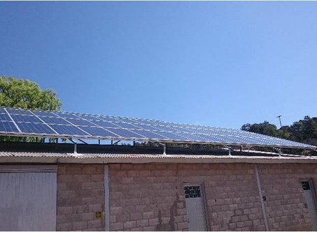 Project: Clean Energy for the Santa Teresita Medical Unit