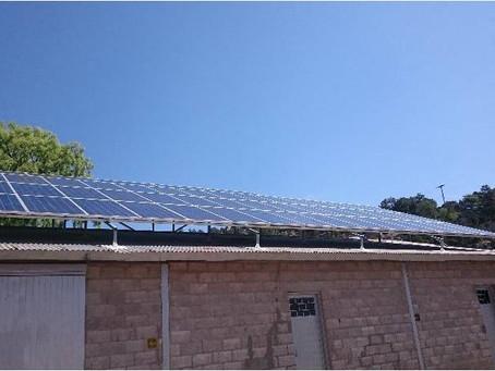 Project: Clean Energy for the Santa Teresita Medical Unit